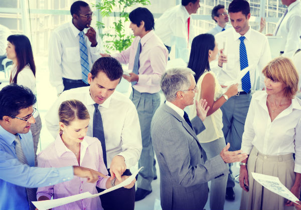 Business Networking Success
